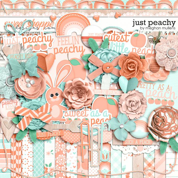 Just Peachy-Kit by Meghan Mullens