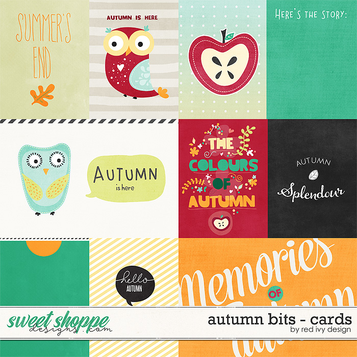 Autumn Bits - Cards