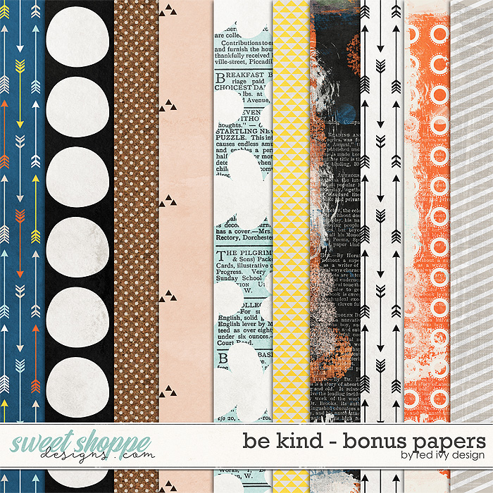 Be Kind - Bonus Papers