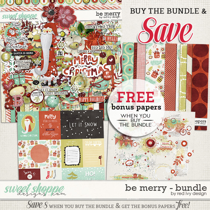 Be Merry - Bundle