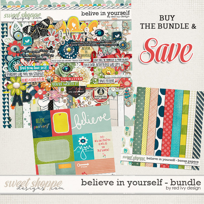 Believe In Yourself - Bundle