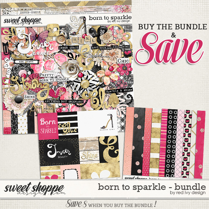 Born To Sparkle - Bundle