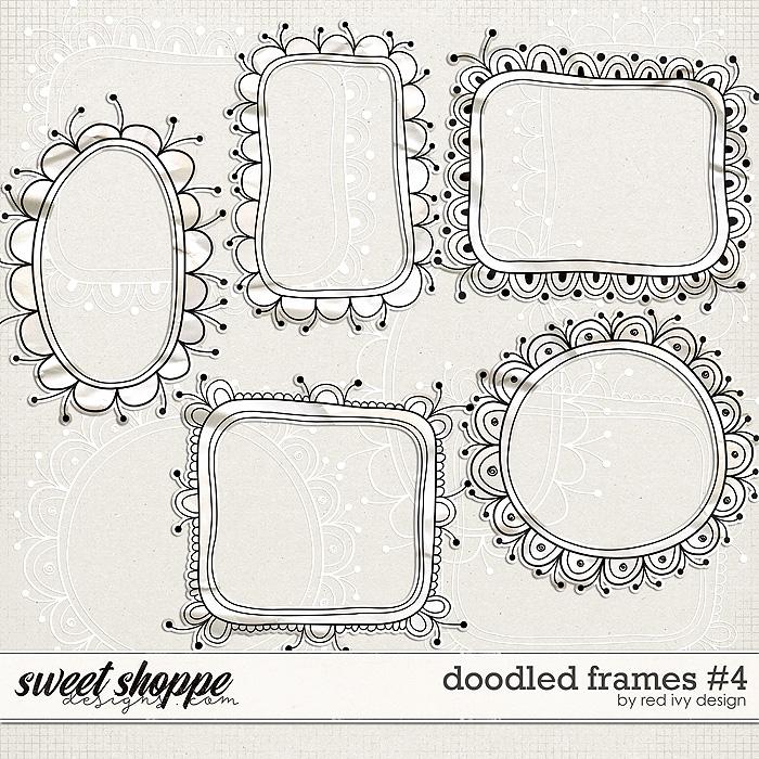 Doodled Frames #4