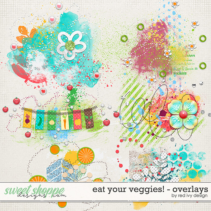 Eat Your Veggies! - Overlays