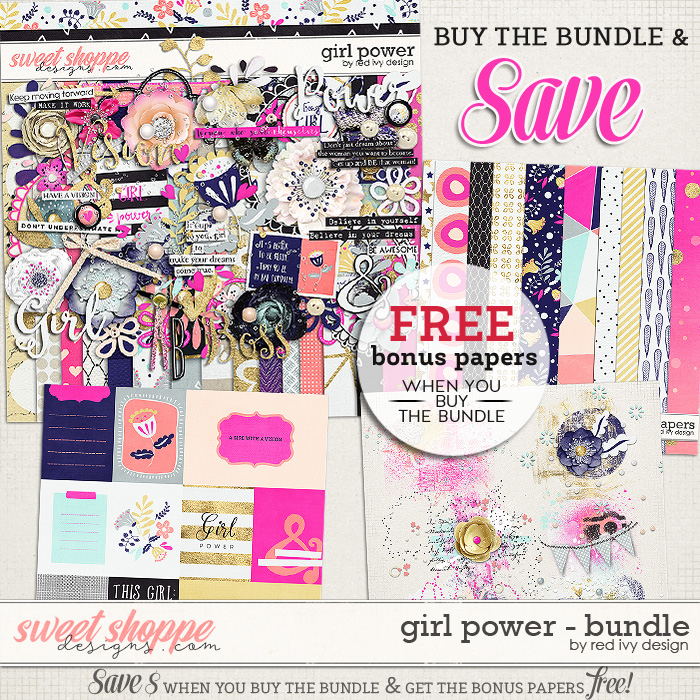 Girl Power - Bundle