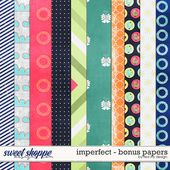 Imperfect - Bonus Papers