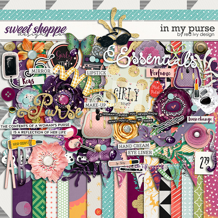 In My Purse by Red Ivy Design
