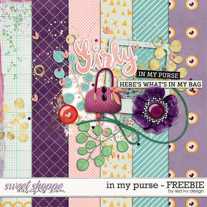In My Purse - FREEBIE