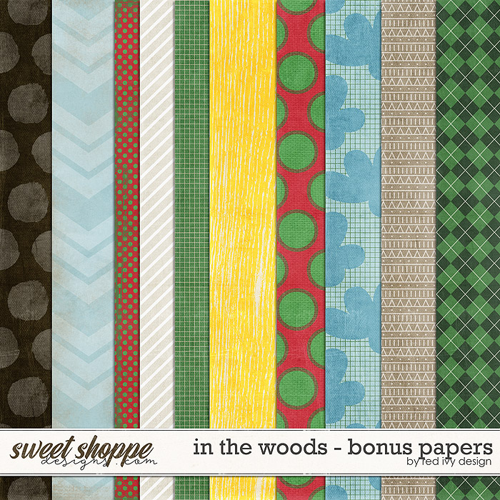 In The Woods - Bonus Papers