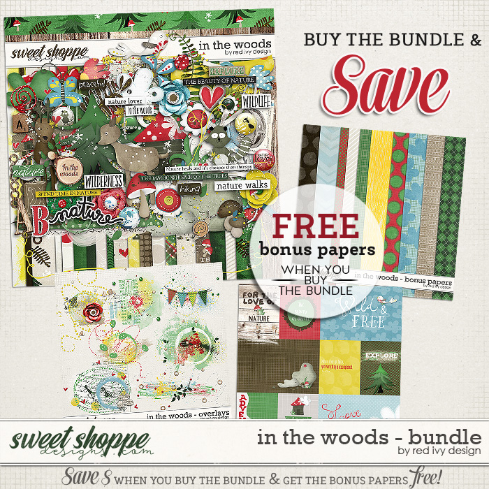 In The Woods - Bundle