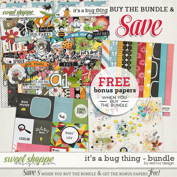 It's a Bug Thing - Bundle