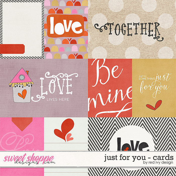 Just For You - Cards