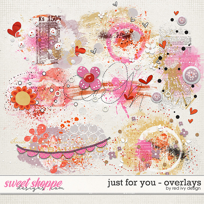 Just For You - Overlays