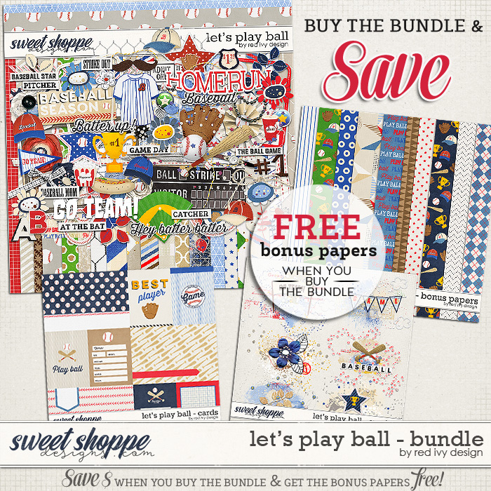 Let's Play Ball - Bundle