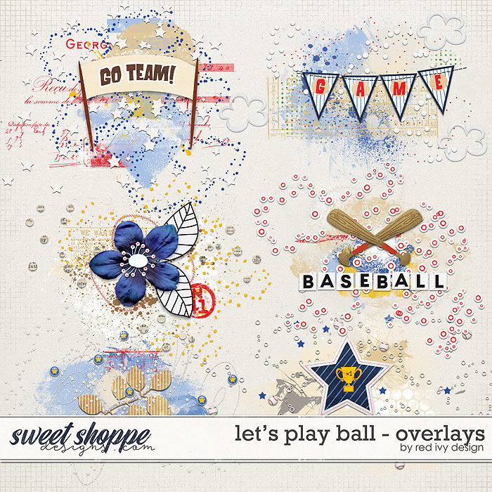 Let's Play Ball - Overlays