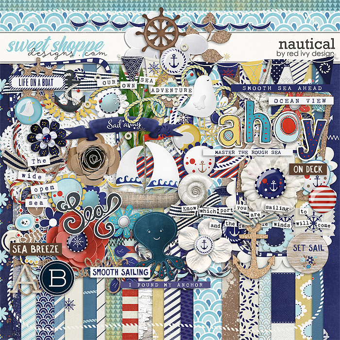Nautical by Red Ivy Design