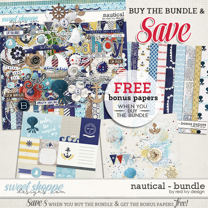 Nautical - Bundle