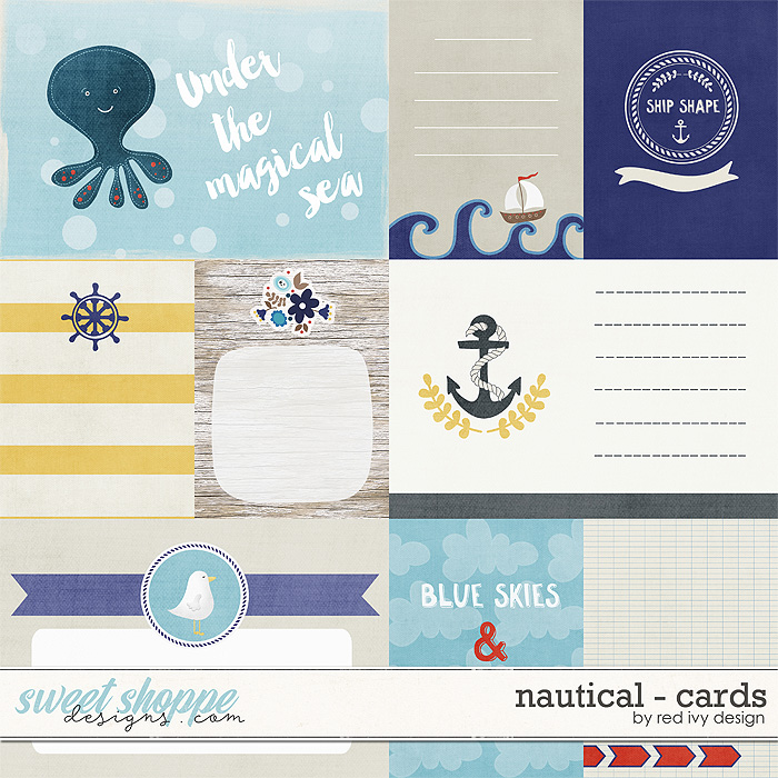 Nautical - Cards