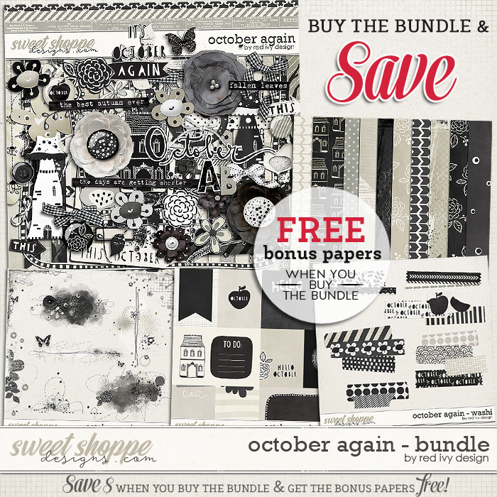 October Again - Bundle