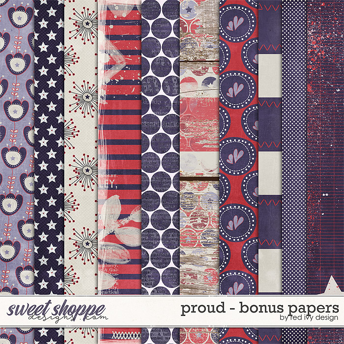Proud - Bonus Papers