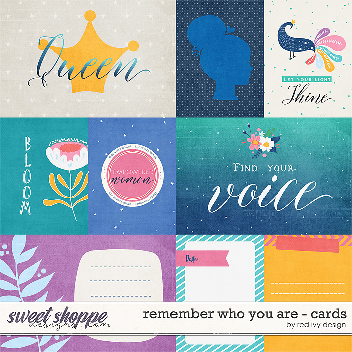 Remember Who You Are - Cards