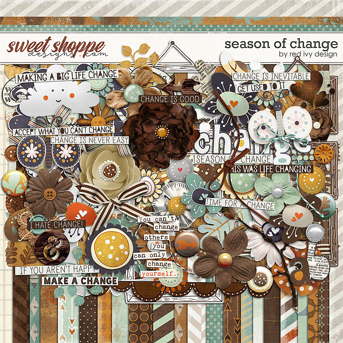 Season of Change by Red Ivy Design