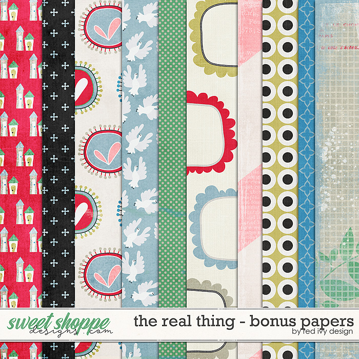 The Real Thing - Bonus Papers