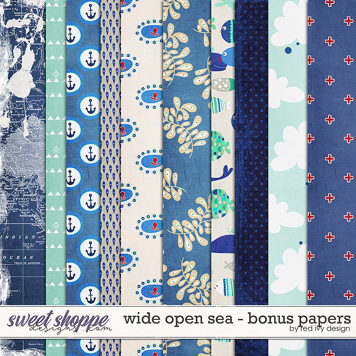 Wide Open Sea - Bonus Papers