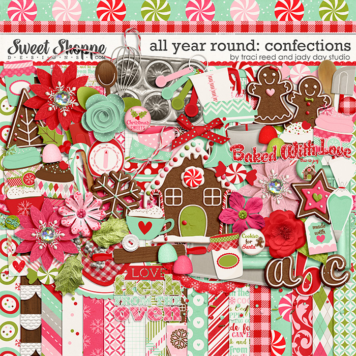 All Year Round: Confections by Jady Day Studio and Traci Reed