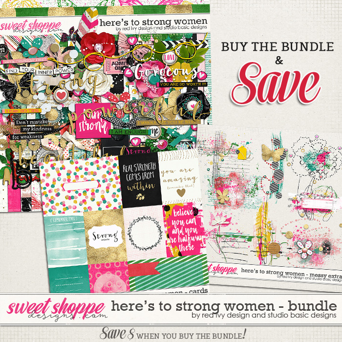 Here's To Strong Women - Bundle