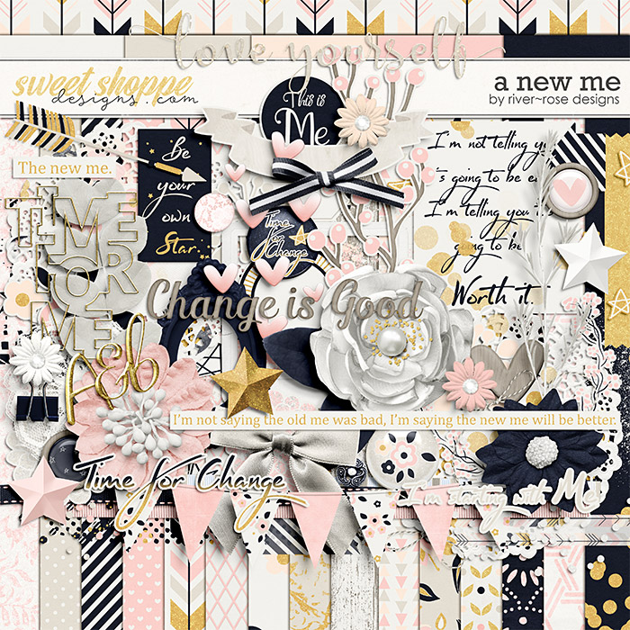 A New Me by River Rose Designs