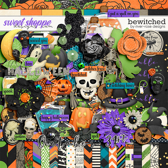Bewitched by River Rose Designs