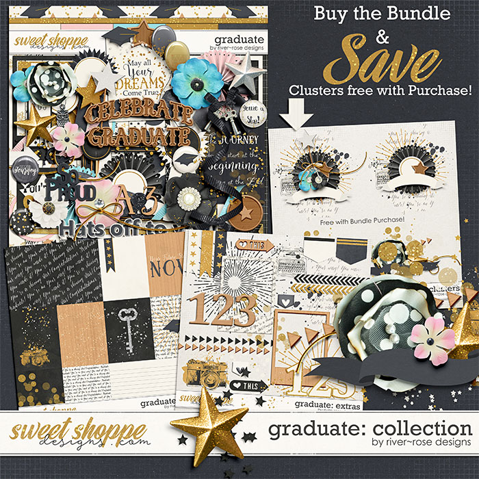 Graduate: Collection by River Rose designs