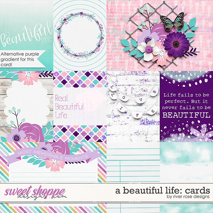 A Beautiful Life: Cards by River Rose Designs