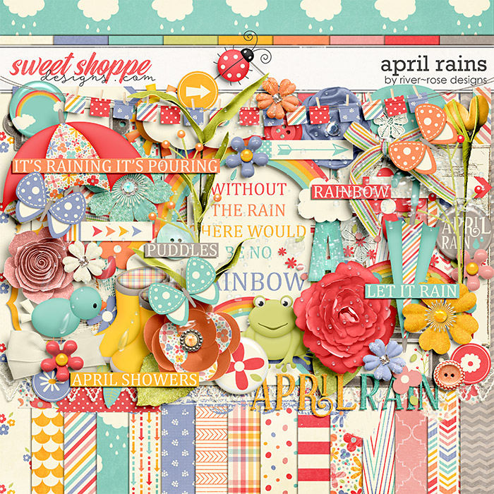 April Rains by River Rose Designs