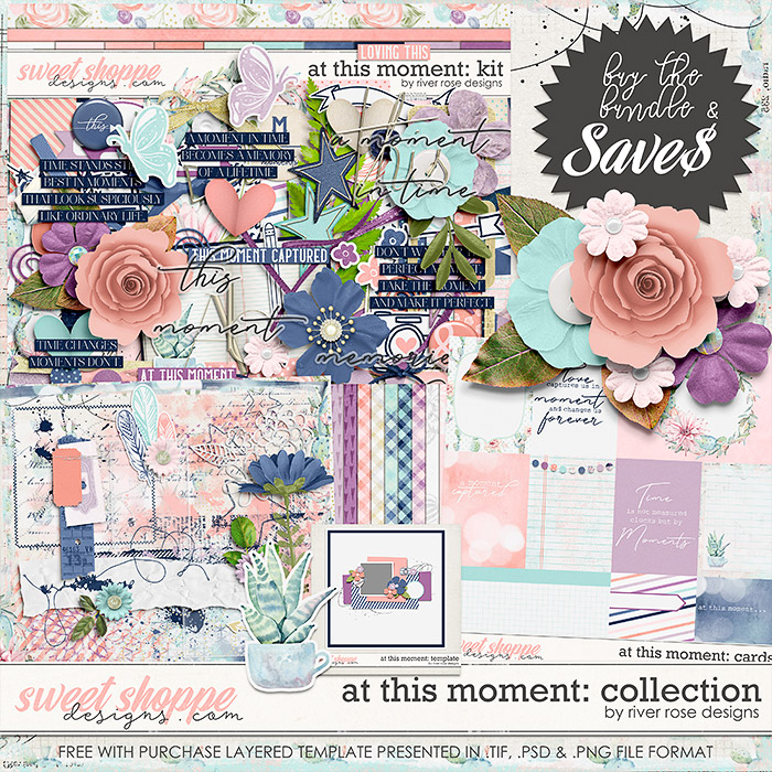 At This Moment: Collection + FWP by River Rose Designs