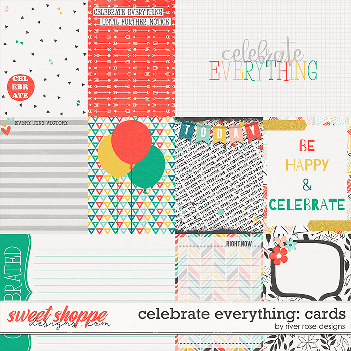 Celebrate Everything: Cards by River Rose Designs