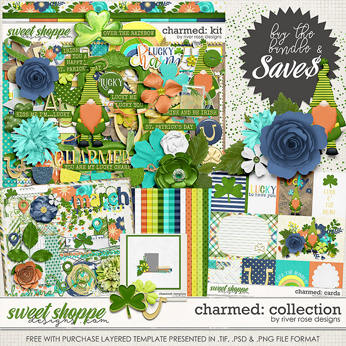 Charmed: Collection + FWP by River Rose Designs