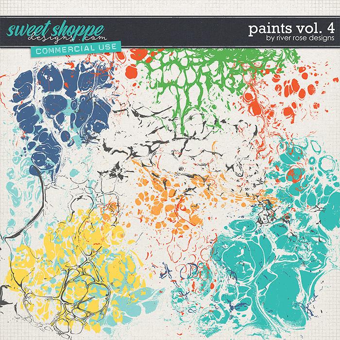 CU Paint Vol. 4 by River Rose Designs