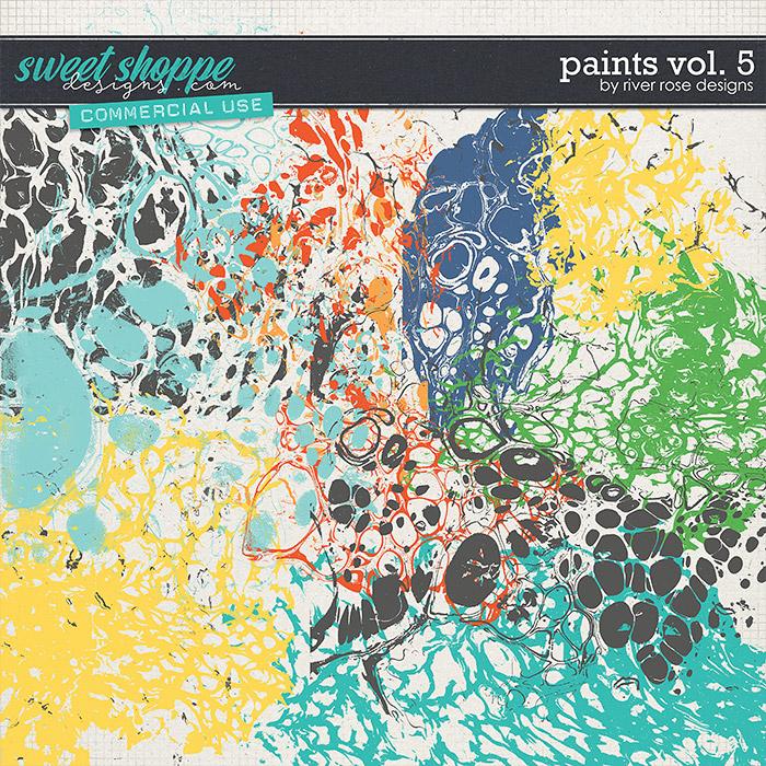 CU Paint Vol. 5 by River Rose Designs