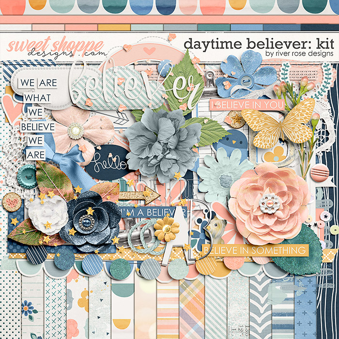 Daytime Believer: Kit by River Rose Designs