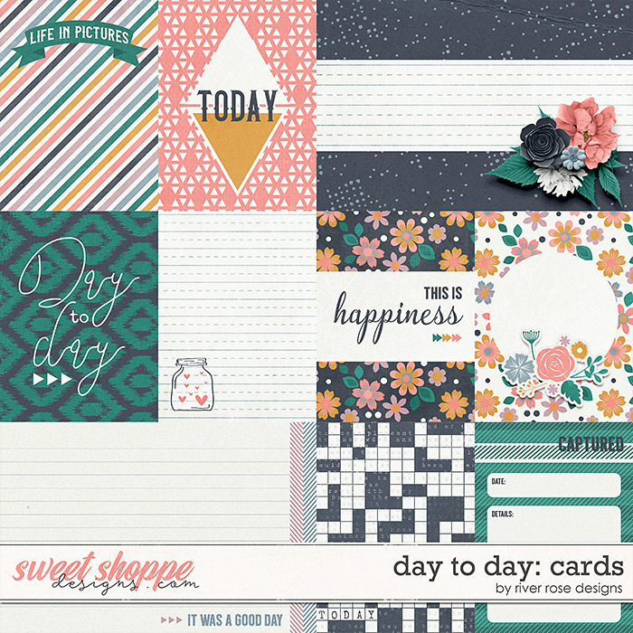Day to Day: Cards by River Rose Designs