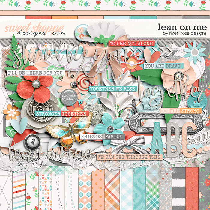 Lean on Me Kit by River Rose Designs