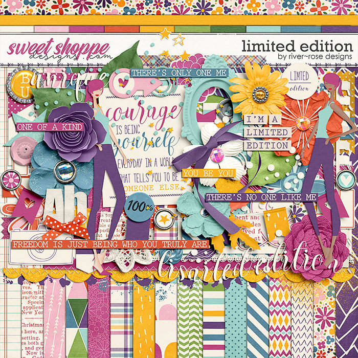 Limited Edition Kit by River Rose Designs