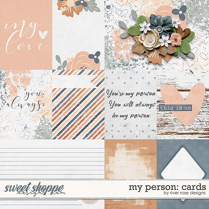 My Person: Cards by River Rose Designs