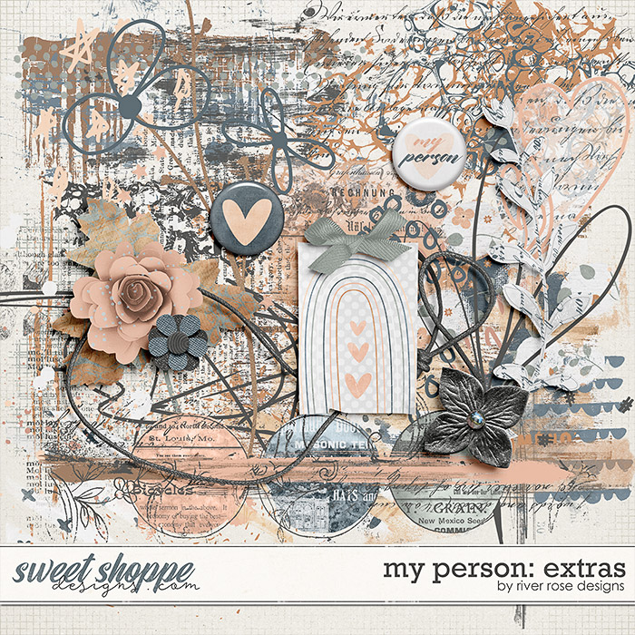 My Person: Extras by River Rose Designs