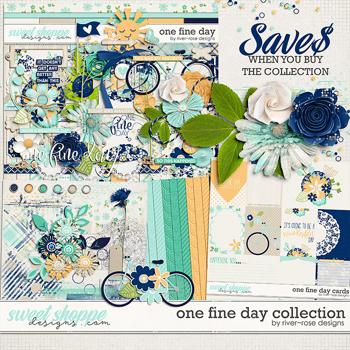 One Fine Day Collection by River Rose Designs