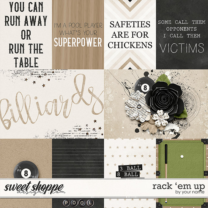 Rack 'Em Up: Cards by River Rose Designs