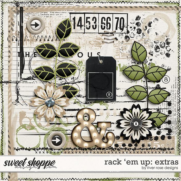 Rack 'Em Up: Extras by River Rose Designs