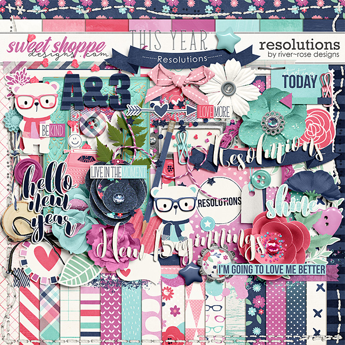 Resolutions by River Rose Designs